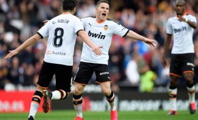 Spaanse eersteklasser Valencia kampt met twee besmettingen