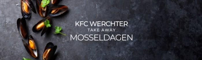 KFC Werchter brengt de mosselen tot bij u thuis