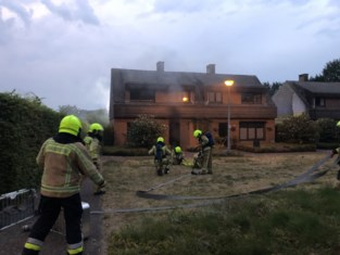 Huis onbewoonbaar na keukenbrand