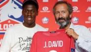 """Recordtransfer is officieel: Jonathan David verlaat AA Gent, dat """"meer dan 30 miljoen"""" pakt op Canadese alleskunner"""