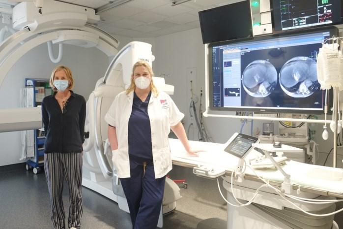Aalsterse ziekenhuizen behandelen leverkanker met radioactieve bolletjes
