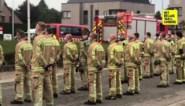 Brandweer herdenkt collega's één jaar na dodelijke inferno Beringen