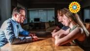 """Simon en Liesbet De Wever interviewen papa Bart: """"Wie is nu eigenlijk je favoriete kind?"""""""