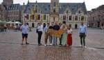 """Jongeren nemen nieuwe webreeks op in Dendermonde: """"Webreeksen zijn hot, zeker als ze zich in de mooiste stad van Vlaanderen afspelen"""""""