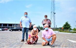 """Groen wil actie tegen hitte in de stad: """"Aan verlaagde Leieboorden wordt het 50 graden en meer"""""""