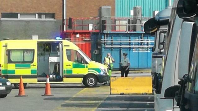 Twee incidenten in één dag op Noordzeeterminal