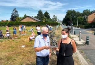 Bewoners Souwstraat tekenen zelf plannen voor herinrichting straat