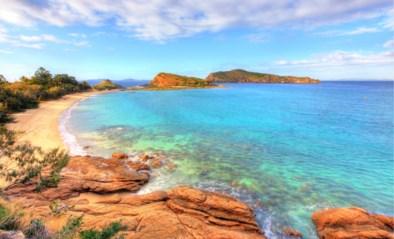 Paradijselijk eiland, ooit gewonnen met pokerspel, te koop voor 14,5 miljoen euro
