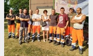 Gemeentearbeiders bezoeken 80-plussers