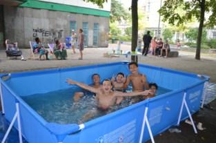 Jongeren van Papenvest krijgen waterpret voor een dag