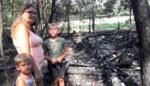 """Twee boshuizen Pulderbos in as gelegd: """"Was dierbare herinnering aan mijn overleden moeder"""""""