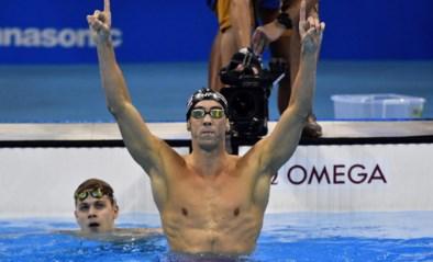 """Hoe topzwemmers hun energievoorraad hopeloos op peil moeten houden: """"Plan B: een grote portie slagroom of een stel rijsttaartjes"""""""