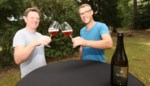 """Kempenaars brengen wijn en bier samen in één fles: """"Een jaar geproefd voor de juiste mix"""""""