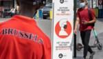Kaap overschreden in Brussel: mondmaskers nu toch verplicht