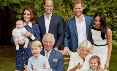"""De waarheid achter portret van koninklijke familie: """"Het was een nachtmerrie"""""""