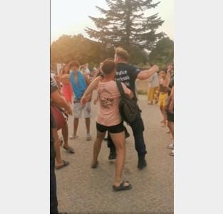 Federale politie pakt jongeren aan op provinciedomein De Ster