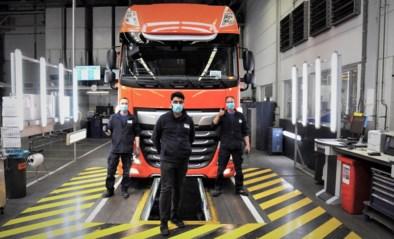 DAF Trucks trekt productie weer op in oktober en haalt daarvoor 120 extra werkkrachten
