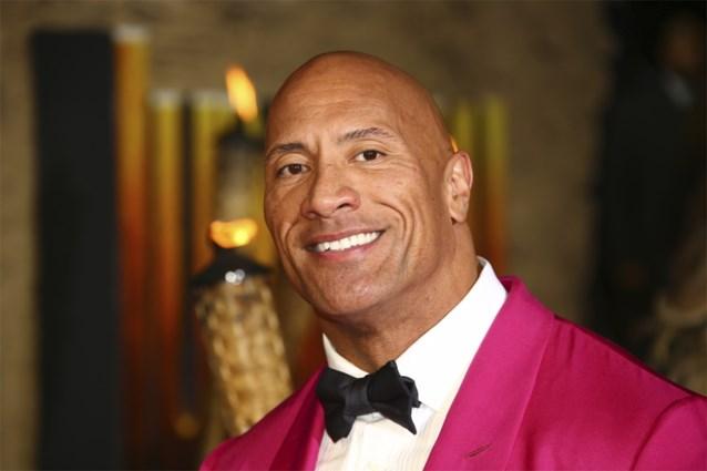 'The Rock' is best betaalde acteur ter wereld en daar zit Netflix voor iets tussen