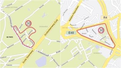 Vertragen in Zwijnaarde en Sint-Denijs-Westrem: twee nieuwe zones 30 aangekondigd