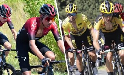Team Ineos en Jumbo-Visma trekken nogmaals ten strijde in de Dauphiné: wie beschikt bergop over de meest dominante klimtrein?