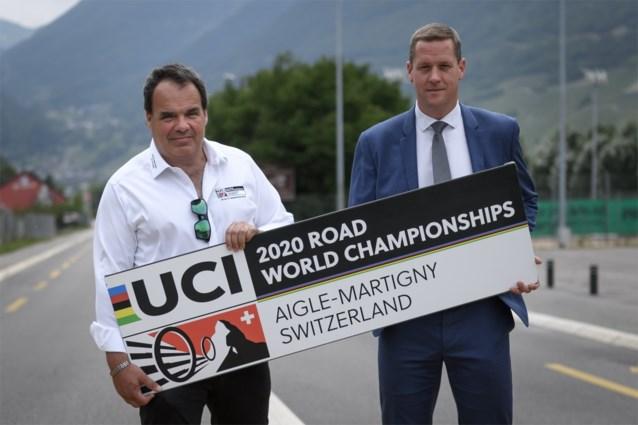 Officieel: WK wielrennen vindt dit jaar niet in Zwitserland plaats, UCI zoekt nog voor dit jaar Europees alternatief met gelijkaardig profiel