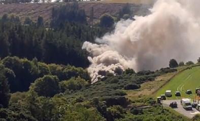 Trein ontspoord in Schotse Aberdeenshire: mogelijk drie doden