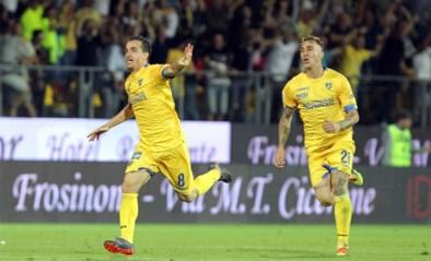 Alessandro Nesta mag met Frosinone proberen te promoveren naar de Serie A
