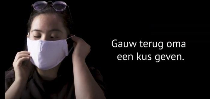 Stadsmodellen tonen waarom ze mondmasker dragen