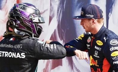 Lewis Hamilton is op zijn hoede voor Max Verstappen