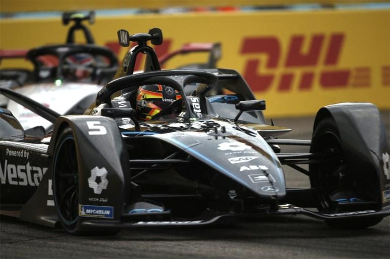 Geen Belgische kanonstart in Formule E: Stoffel Vandoorne vijftiende in eerste oefensessie, Jérôme D'Ambrosio negentiende