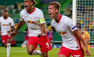 RB Leipzig verrast Atlético Madrid en Carrasco en haalt halve finale Champions League