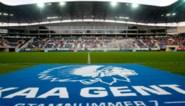 Geen supporters in Ghelamco Arena zaterdag, wel vlaggen en spandoeken
