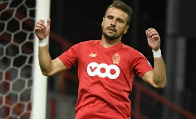 Orlando Sa (ex-Standard) voetbalt voor Spaanse tweedeklasser Malaga