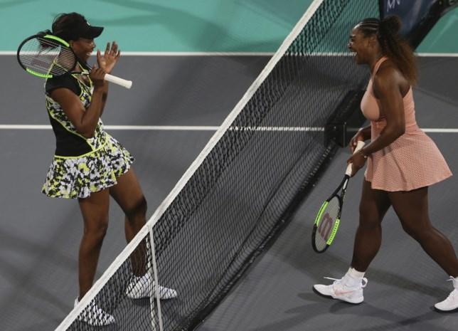 Was dit het afscheid van een tijdperk? Venus en Serena Williams stonden voor de 31ste keer tegenover mekaar