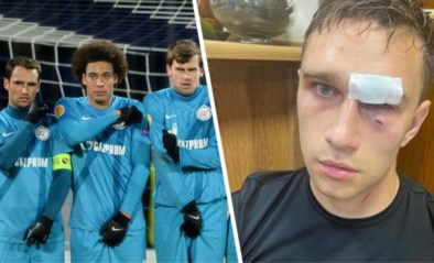 Ex-ploegmaat van Witsel en Lombaerts heeft klacht aan z'n broek nadat hij ref aanvalt in amateurwedstrijd