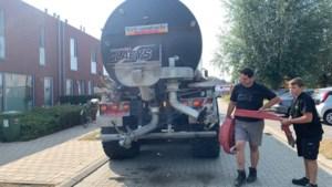 Niet naar de riool, wel naar de regenputten in Wondelgem: buurtbewoners krijgen werfwater