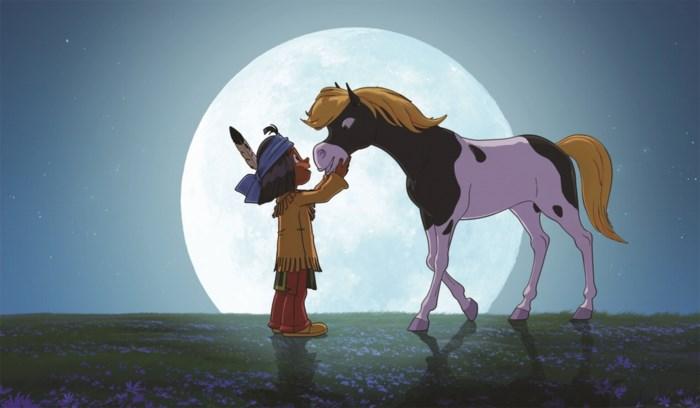 RECENSIE. Yakari. Het grote avontuur van Xavier Giacometti: Weer een indianenverhaal over Native Americans