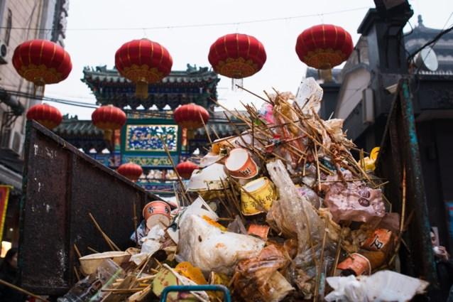 """China gaat voedselverspilling bestrijden met bizarre regeltjes: """"En wat als één persoon op restaurant gaat?"""""""
