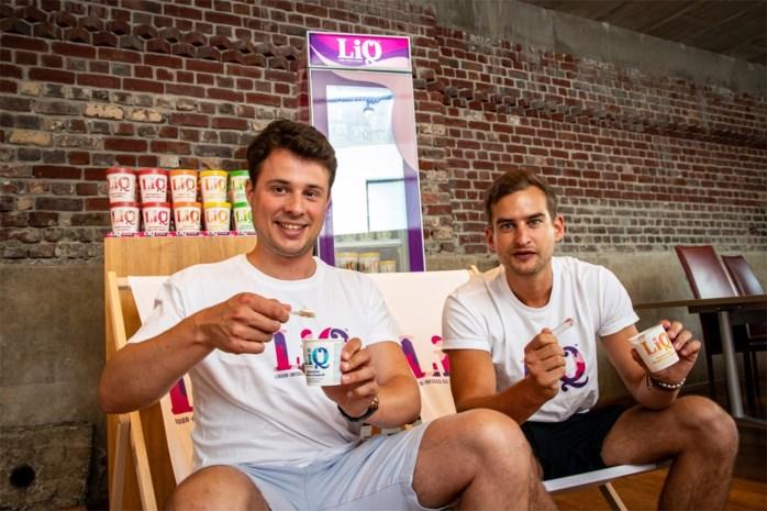 """Jonge Vlamingen willen met hun alcoholische ijsjes Europa veroveren: """"Geen cocktails in de mixer gegooid en ijs van gedraaid"""""""