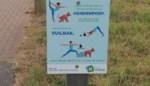 Halle bestrijdt hondenpoep voortaan met een vleugje humor