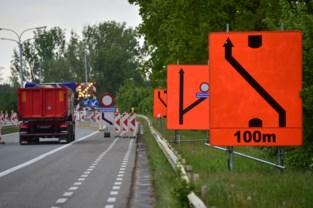 Wegenwerken E17 door hitte verschoven naar 19 augustus