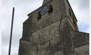 Tijd valt stil op toren van Meldert