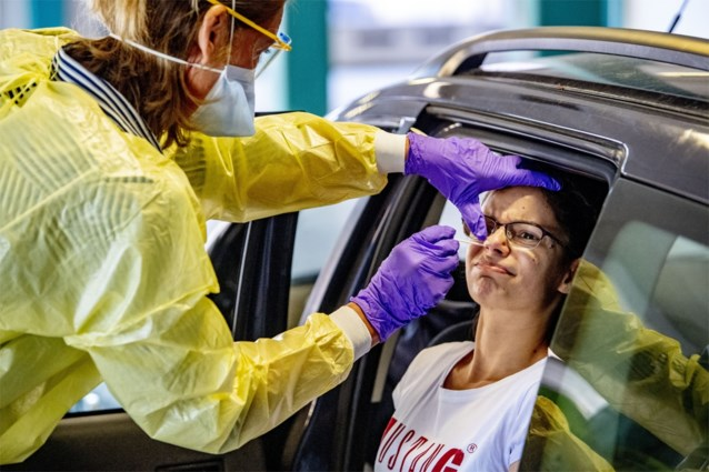 Kinderen jonger dan zes worden niet meer getest op coronavirus, zelfs niet als ze symptomen vertonen