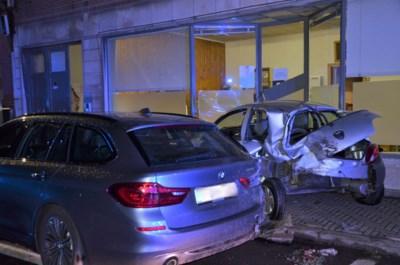 Chauffeur veroorzaakt twee ongelukken en pleegt vluchtmisdrijf