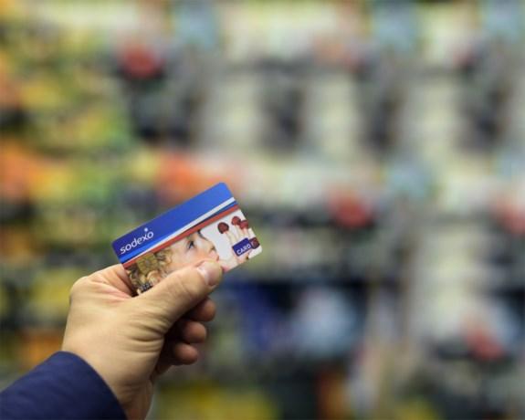 Hele winkelkar volladen en betalen met maaltijdcheques kan voortaan niet meer