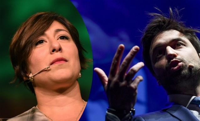 """Liberalen en groenen trekken samen aan de alarmbel: """"Aanpak van preformateurs leidt tot een nog complexere staatsstructuur"""""""
