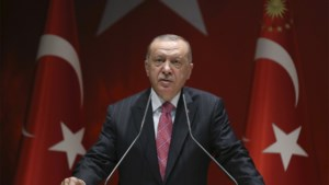 Turkse president Erdogan spreekt donderdag nog met Merkel en Michel over spanningen met Griekenland