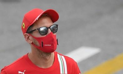 Ruzie tussen Sebastian Vettel en Ferrari bereikt kookpunt: voortijdig vertrek niet uitgesloten