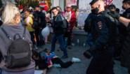 700 mensen opgepakt bij betogingen in Wit-Rusland