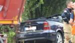 Chauffeur gekneld, passagier ook gewond bij ongeval in Gentse haven